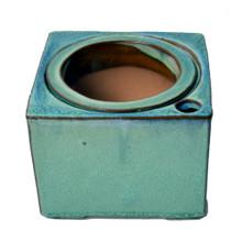 Self Water Pot Ocean Blue