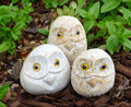 River Rock Owl 3""