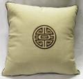 18 Linen Seal Natural Pillow Case