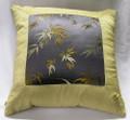 18 Blue Bamboo Pillow