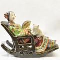 Ceramic Shanghai Lady 18