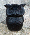 Cast Iron Owl