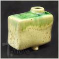 Green Legged Bud Vase