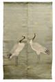 Japanese Cranes Noren
