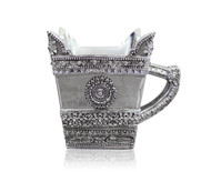 Omani Incense Burner Silver