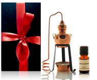 Gift Set: Copper Still Diffuser and Frankincense