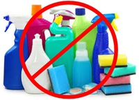 DIY Chemical Free Housecleaners
