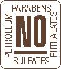 paraben free skin care phthalate free petroleum free sulfate free