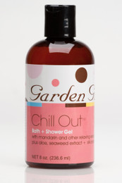 Chill Out mandarin shower gel