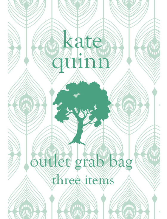 kate quinn organics grab bag | three items