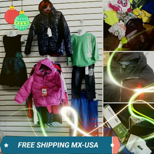 New Winter M*cys Kids Clothing lots $4.50 x PC!!
