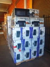 Assorted Microwaves Pallets