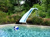 Classic Big Splash Swimming Pool Slide