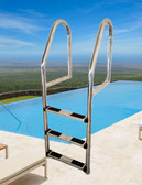 Classic Stainless Steel Pool Ladder