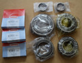 BK 0302 - DOK008 - D3-D4-RSS Rear Differential Bearing and Seal Kit