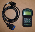 HawkEye with supplied OBD2 cable