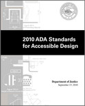 2010 ADA Standards for Accessible Design - ISBN#9780615449326