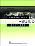 The Architect's Guide to Design-Build Services - ISBN#9780471218425