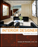 Becoming an Interior Designer 2nd Edition - ISBN#9780470114230