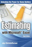 Estimating with Microsoft Excel - ISBN#9780867186475