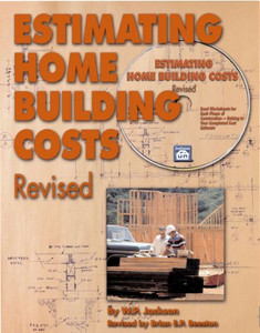 Estimating home building costs 9781572182059 for Estimating home building costs