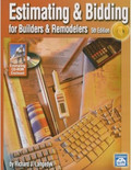 Estimating & Bidding for Builders & Remodelers 5th Edition - ISBN#9781572182011