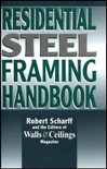 Residential Steel Framing Handbook - ISBN#9780070572317