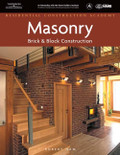 Residential Construction Academy: Masonry, Brick and Block Construction - ISBN#9781418052843