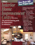 Interior Home Improvement Costs - ISBN#9780876297438