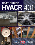 HVACR 401: Heat Pumps - ISBN#9781428340022