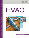 Residential Construction Academy HVAC 2nd Edition - ISBN#9781439056349