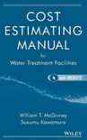 Cost Estimating Manual for Water Treatment Facilities - ISBN#9780471729976
