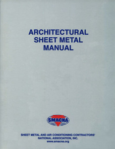 SMACNA Architectural Sheet Metal Manual 7th Edition