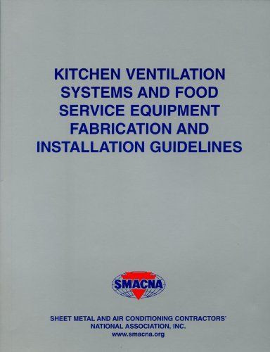 Kitchen Ventilation Systems And Food Service Equipment Fabrication And Installation Guidelines