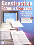 Construction Forms & Contracts - ISBN#9780934041850