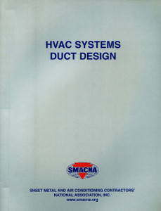 HVAC System Duct Design - ISBN#9781617210471