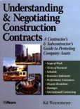 Understanding & Negotiating Construction Contracts - ISBN#9780876298220