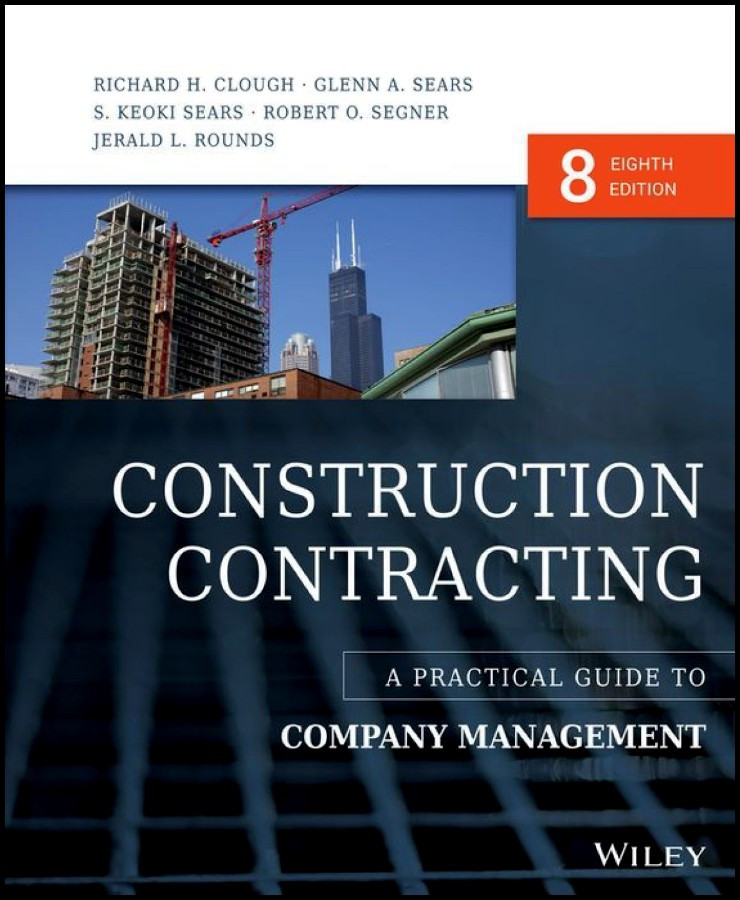 Construction Management Firm : Construction contracting a practical guide to company