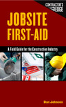 Jobsite First Aid: A Field Guide for the Construction Industry - ISBN#9781111038632