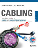 Cabling: The Complete Guide to Copper and Fiber-Optic Networking - ISBN#9781118807323