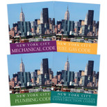 2014 New York City Administrative, Plumbing, Mechanical and Fuel Gas Codes