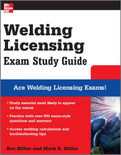 Welding Licensing Exam Study Guide - ISBN#9780071493765