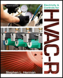 Electricity and Controls for HVAC-R 7th Edition - ISBN#9781133278207