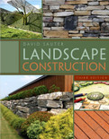 Landscape Construction 3rd Edition - ISBN#9781435497184