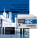 2015 International Building Code Study Companion and Flash Card Set