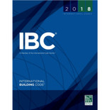 2018 International Building Code (Looseleaf) - ISBN#9781609837341
