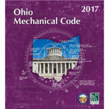 2017 Ohio Mechanical Code - ISBN#9781609837624