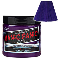 Trash Monkey ** Ultra Violet - Classic Hair Dye Manic Panic Colour