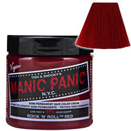 Trash Monkey ** Rock n Roll Red Classic Hair Dye Manic Panic