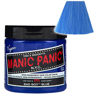 Trash Monkey ** Bad Boy Blue Classic Hair Dye Manic Panic